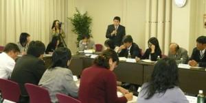 第2回外国人児童生徒支援会議11月4日(木)